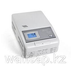 Стабилизатор (AVR), SVC, RW-12000(10000Вт), LCD-дисплей, Диапазон работы AVR: 110-275В, Клеммная колодка, Серый