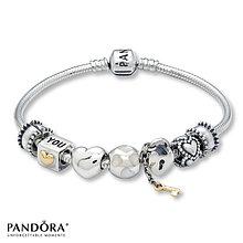 Фурнитура для браслетов Пандора (Pandora)