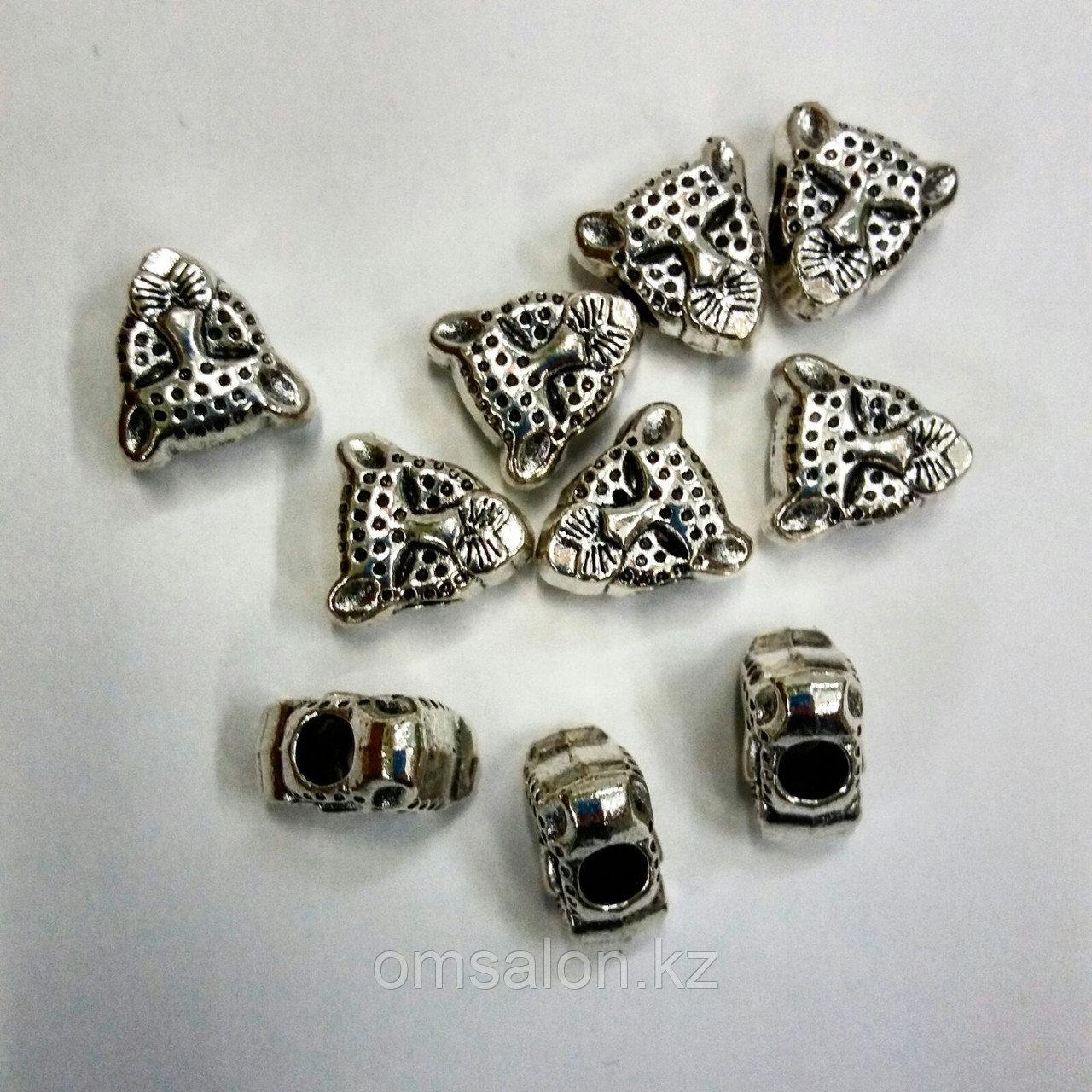 Бусины шармики для  браслета Пандора Леопард