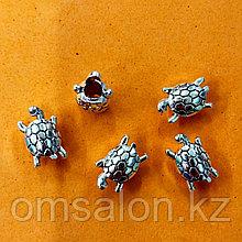 Бусины шармики для  браслета Пандора Черепаха