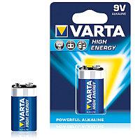Батарейка Varta High Energy 9V Крона