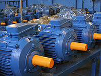 Электродвигатель  90 кВа 1000 об/мин