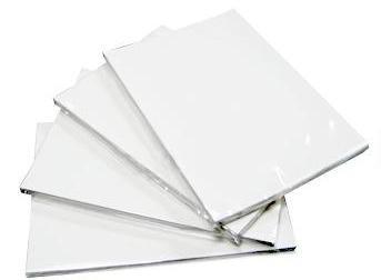 Бумага для сублимации, А4-универсальная.