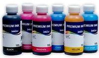 Краска для сублимации (Корея) 4 основных цвета