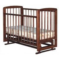 Кроватка детская Дарина(бук,орех)