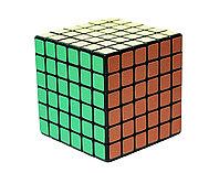 "Кубик Рубика ""Smart Cube, 6 х 6"", черный"