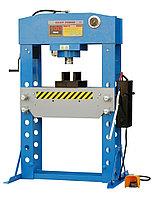 Пресс гидравлический с пневмоприводом, усилие 100 тонн NORDBERG N36100A