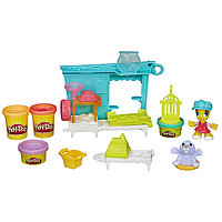 """Hasbro Play-Doh Город """"Магазинчик домашних питомцев"""""""