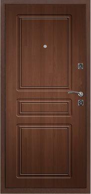 Дверь металлическая стальная входная Valberg Б4 ПРАКТИК