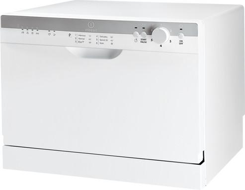 Посудомоечная машина настольная белая  Indesit ICD 661 EU