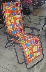 Кресло, шезлонг садовый (модерн)