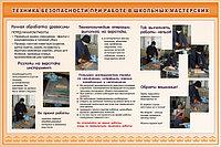 Техника безопасности при работе в школьных мастерских, фото 1