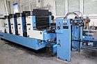 KBA Rapida 72-4 б/у 1993г - печатная машина четырехкраска, фото 2