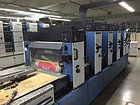 KBA Rapida 72-4+LX (с лаком) б/у 2000г - 4-красочная печатная машина, фото 2