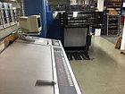 KBA Rapida 72-4+LX (с лаком) б/у 2000г - 4-красочная печатная машина, фото 5