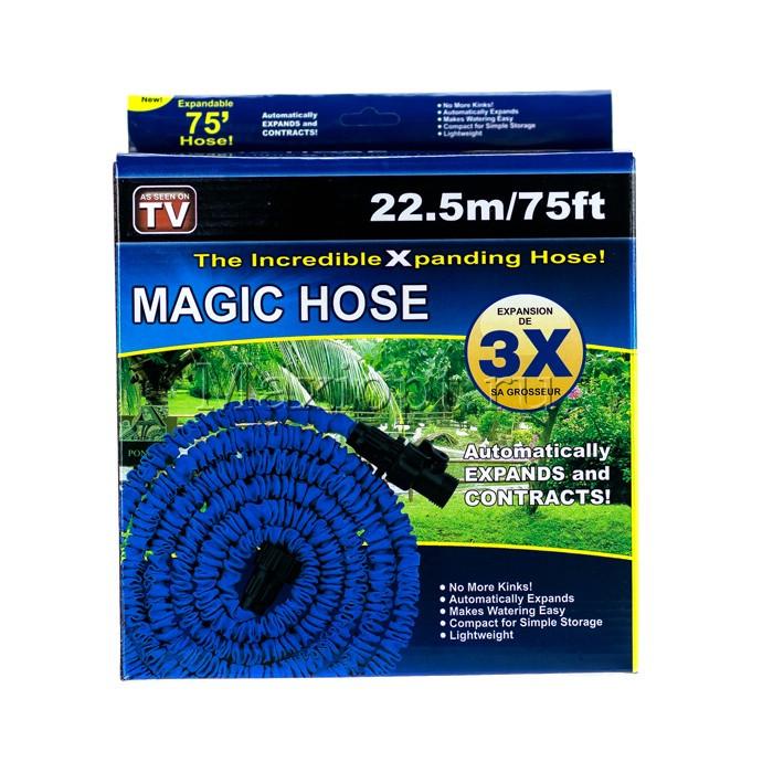 Шланг Magic X-Hose 22,5 метров.  Чудо Шланга - XHose