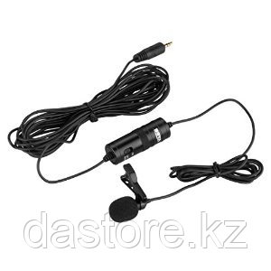 BOYA BY-M1 микрофон петличка для фото-аппарата и смартфона