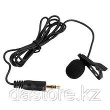 BOYA BY-LM10 микрофон петличка с 3.5mm разъмом для камер, смартфонов, камкордеров.