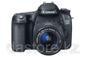 Canon EOS-70D Цифровой зеркальный фотоаппарат в комплекте с объективом EF-S 18-55mm