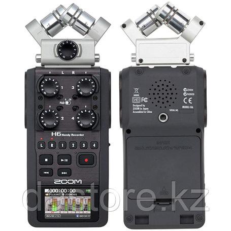 Zoom H6 рекордер диктофон, фото 2
