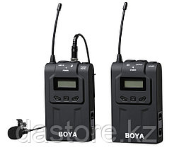 BOYA BY-WM6 микрофон петличка беспроводной
