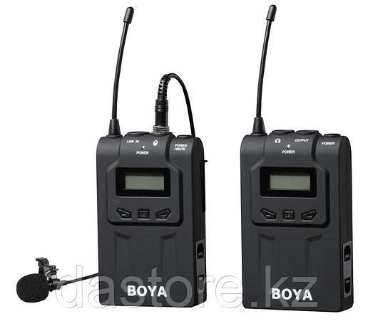 BOYA BY-WM6 микрофон петличка беспроводной, фото 2