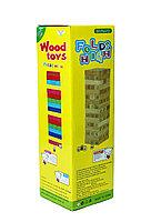 "Дженга ""Wood Toys Folds High"""