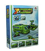 """Набор машинок """"7 в 1 Changeable Solar Equipment"""""""