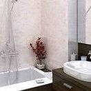 Кафель   плитка для ванной комнаты 20х30 Вечер бежевый, фото 2