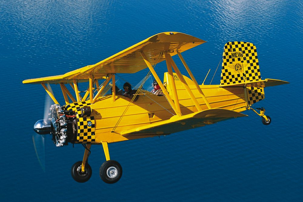 Ravensburger Puzzle Самолет