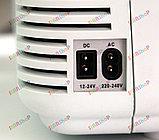 Холодильник автомобильный 19л (дисплей+кнопки+регулировка температуры), фото 2