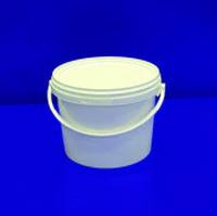Пластиковое ведро круглое для краски и другого,2,3 литра