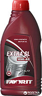 Моторное масло FAVORIT Extra SL 10W40 SL/CF 1L