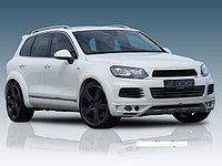 Обвес Je Design на Volkswagen Touareg 2010-2012, фото 1