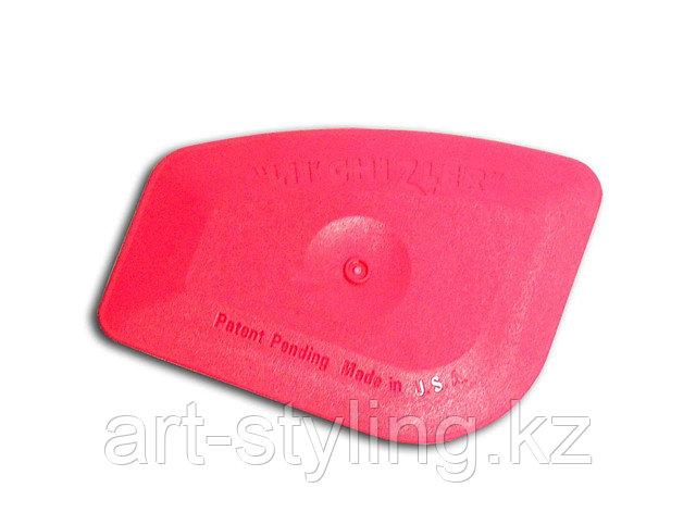 Чиззлер розовый тефлоновый для устранения пыли с помощью фена
