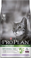 Pro Plan Sterilised Turkey, Про План для стерилизованных кошек с индейкой, уп. 10кг.