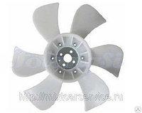 Крыльчатка вентилятора для двигателя Komatsu 4D98E