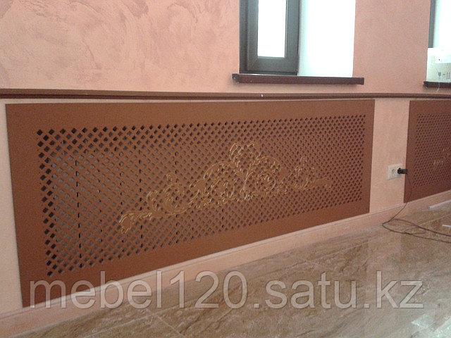 Решётки для радиаторов отопления
