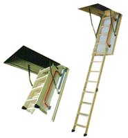 Установка (монтаж) чердачных лестниц, фото 1