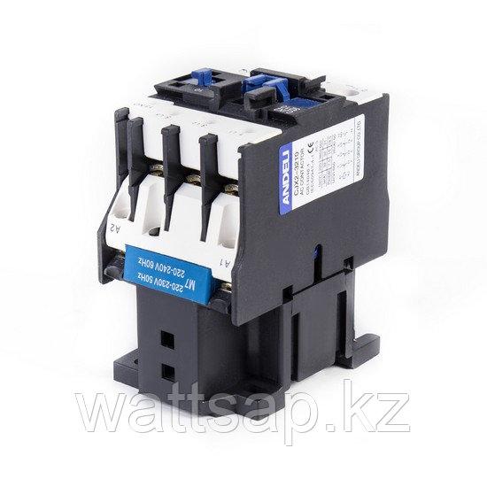 Контактор, ANDELI, CJX2-D32 AC 220V, (аналог КМИ-23210)