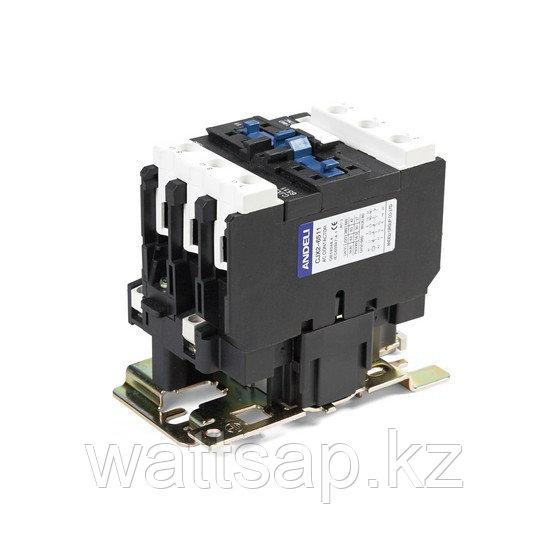 Контактор, ANDELI, CJX2-D40 AC 220V, (аналог КМИ-34010)