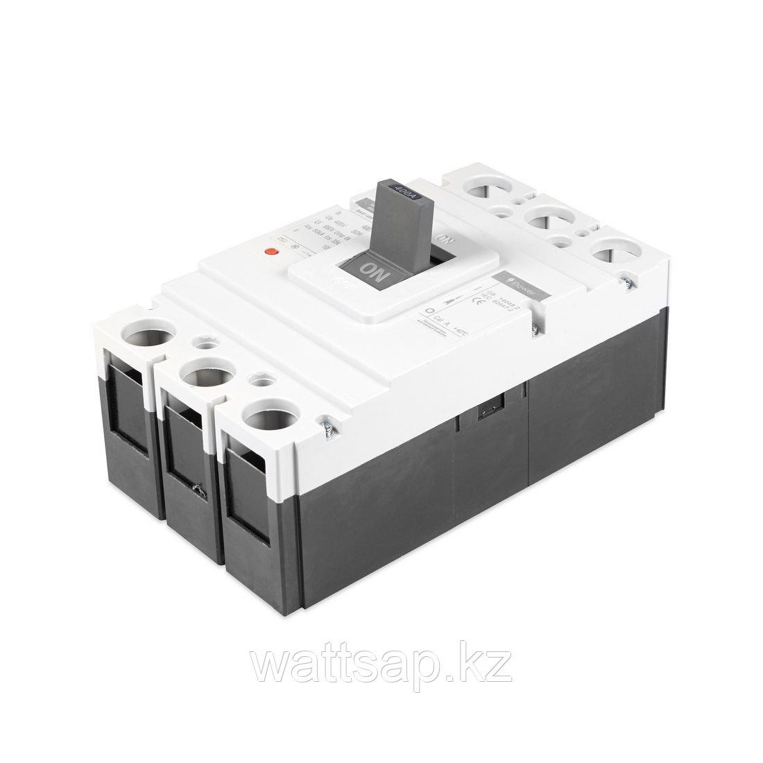 Автоматический выключатель, iPower, ВА57-400 3P 250A