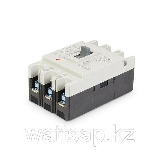 Автоматический выключатель, WINSTON, WCM1-63L 3P 16A