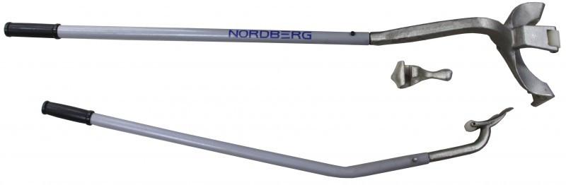 Демонтажное приспособление (Монтажка для грузовых колес) NORDBERG BL2