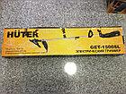 Триммер электрический HUTER GET-1200SL, фото 5