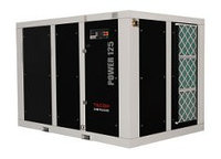 Компрессор винтовой электрический 14 кубов 12.5 атм, фото 1