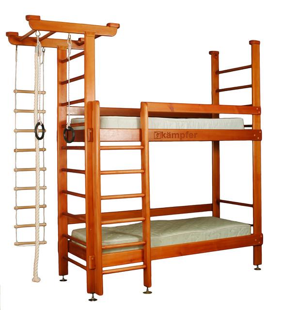 Детская кровать + спортивный комплекс 1.3