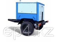 Сварочный агрегат дизельный однопостовой (Д242) на шасси, с ВГ