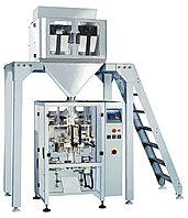 Упаковочный комплекс = Линейный весовой дозатор и автомат упаковочный