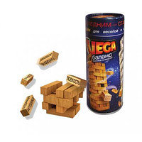 Настольная игра Вега Jenga Danko Toys
